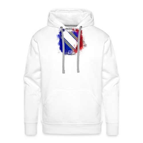 Champagne-Ardennes France - Sweat-shirt à capuche Premium pour hommes