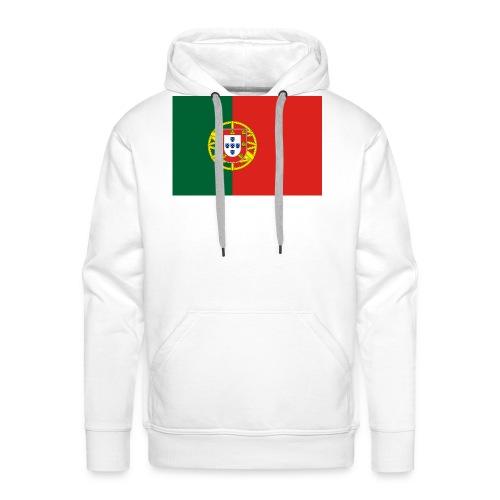 portugal - Männer Premium Hoodie
