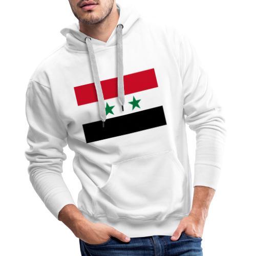 syrien - Männer Premium Hoodie
