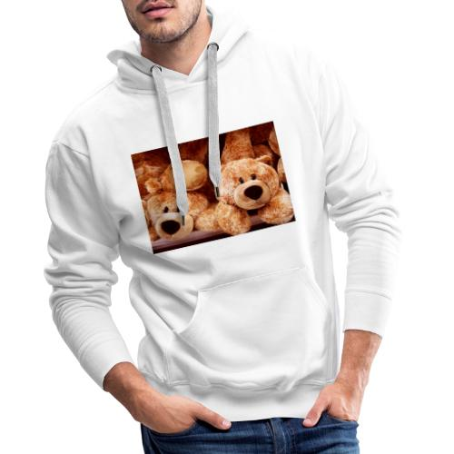Glücksbären - Männer Premium Hoodie