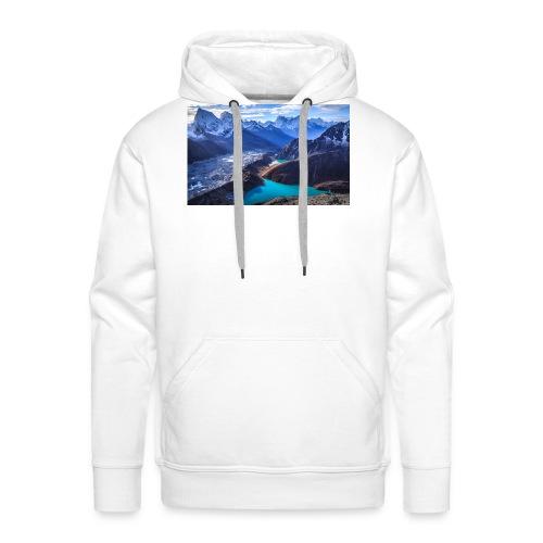01 gettyimages 450207051 super resized - Sweat-shirt à capuche Premium pour hommes