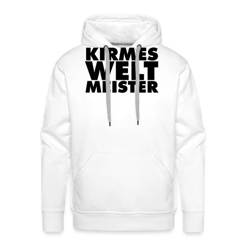 kirmes-welt-meister - Männer Premium Hoodie