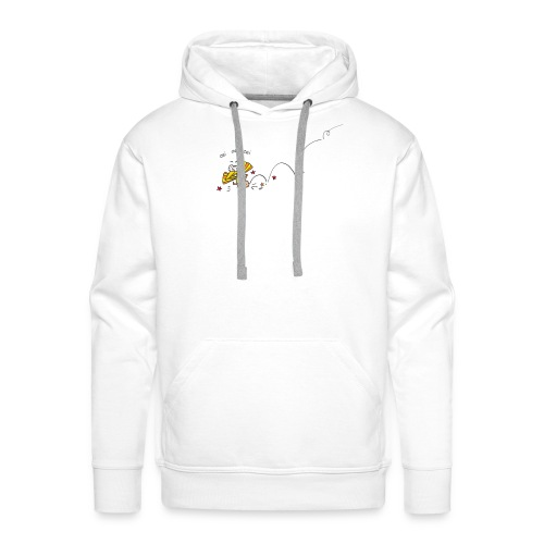 Oei Oei Vogeltje - Mannen Premium hoodie