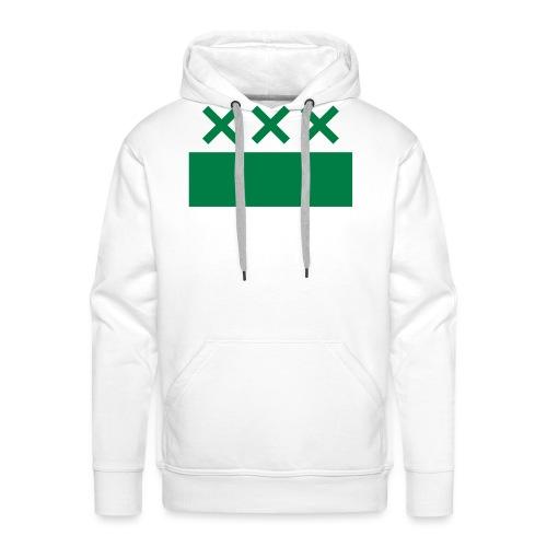 groen - Mannen Premium hoodie