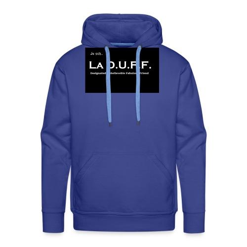 Je Suis La D.U.F.F. Shirt female - Mannen Premium hoodie