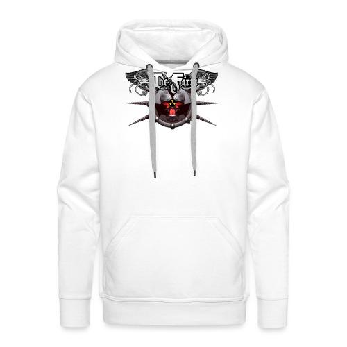 T-Shirt NUKE (femme) - Sweat-shirt à capuche Premium pour hommes