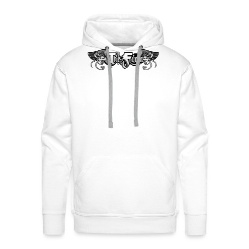 The FIRM LOGO front png - Sweat-shirt à capuche Premium pour hommes