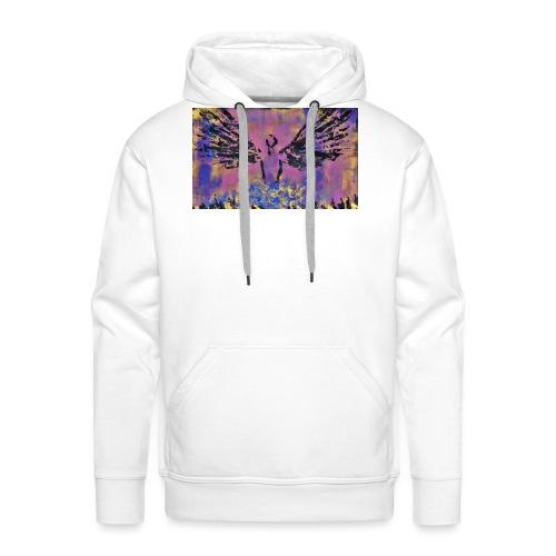 Fairy Angel - Sweat-shirt à capuche Premium pour hommes