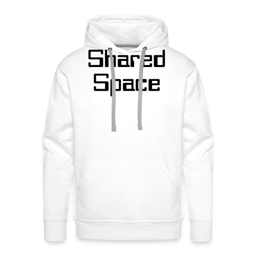 Shared Space - Männer Premium Hoodie