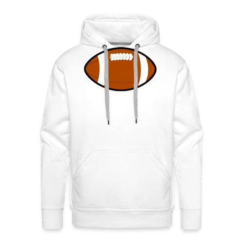 football - Männer Premium Hoodie