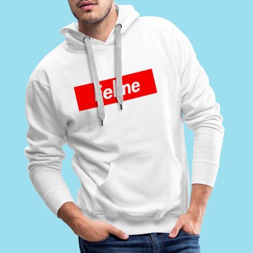 FELINE Supmeme - Männer Premium Hoodie
