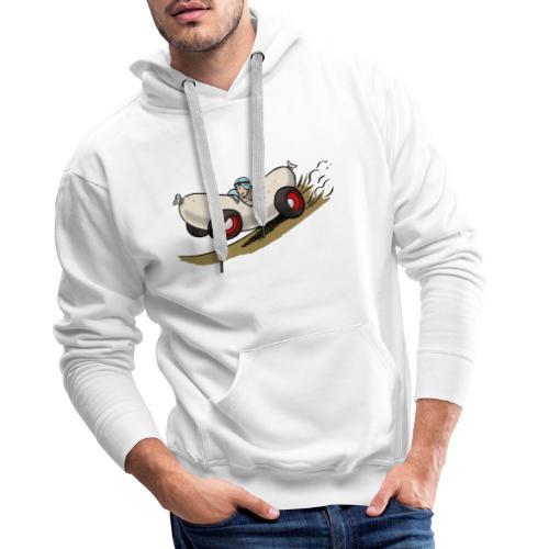 Weißwurstrenner - Männer Premium Hoodie