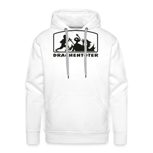 drachentoeter - Männer Premium Hoodie