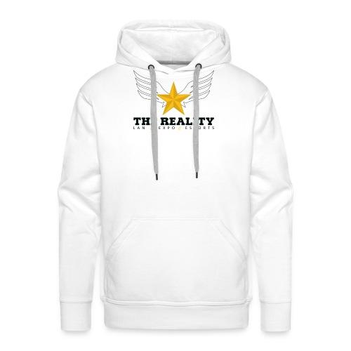 The Reality Mug - Mannen Premium hoodie
