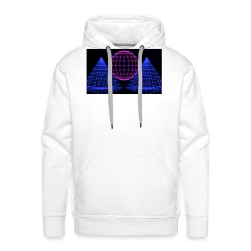 Party Lights - Mannen Premium hoodie