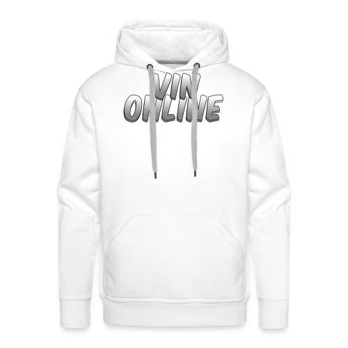 VinOnline T;shirt - Mannen Premium hoodie