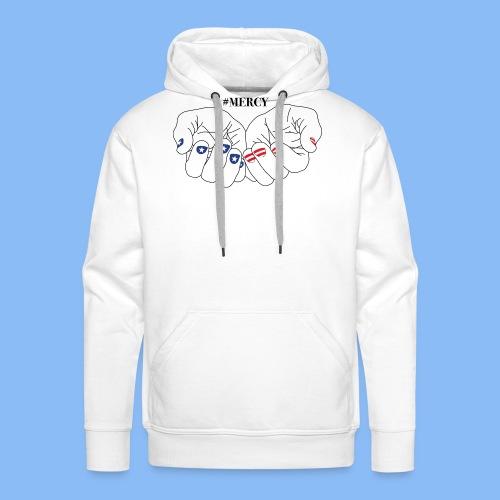 #MERCY - Sweat-shirt à capuche Premium pour hommes