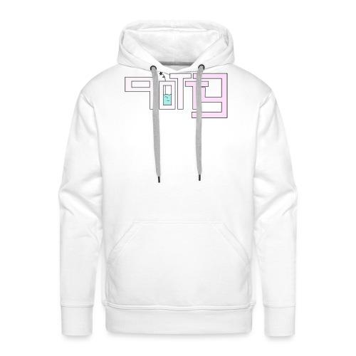 potty shirt voorkant - Mannen Premium hoodie