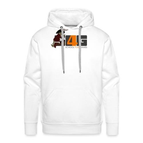 Tshirt 01 png - Männer Premium Hoodie