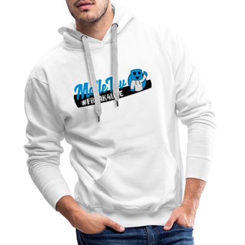 Nyt Logo4 - Herre Premium hættetrøje