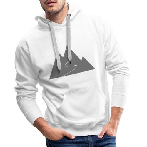 T-Shirt Berge - Männer Premium Hoodie