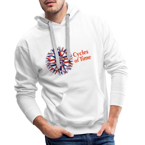 Cycles of Time - Men's Premium Hoodie