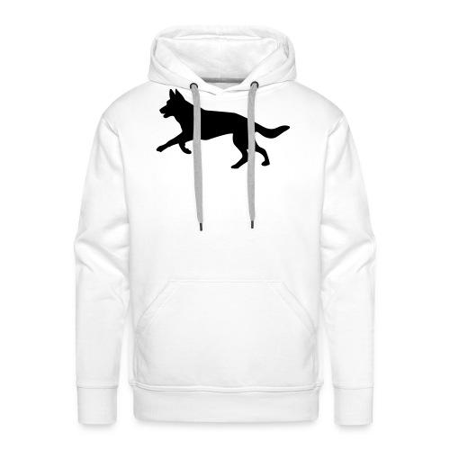 Deutscher Schäferhund - Männer Premium Hoodie