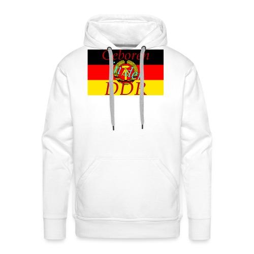 DDR - Männer Premium Hoodie