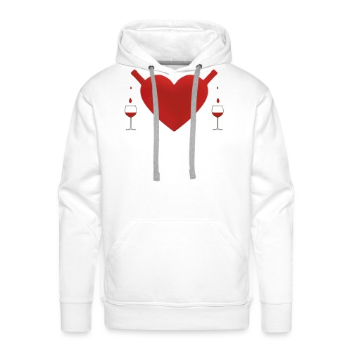 share good love - Men's Premium Hoodie