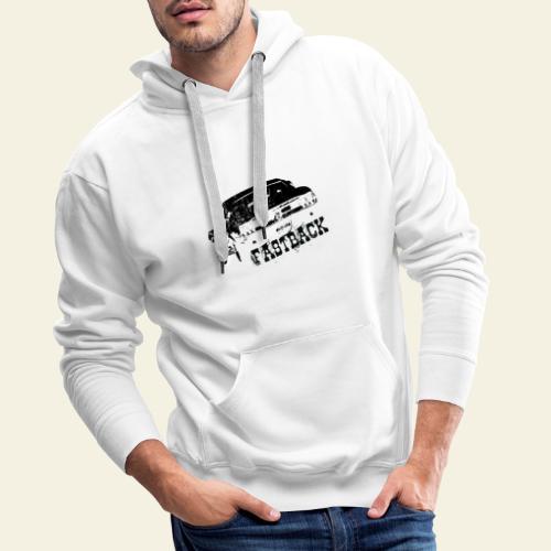 67 Fastback - Herre Premium hættetrøje