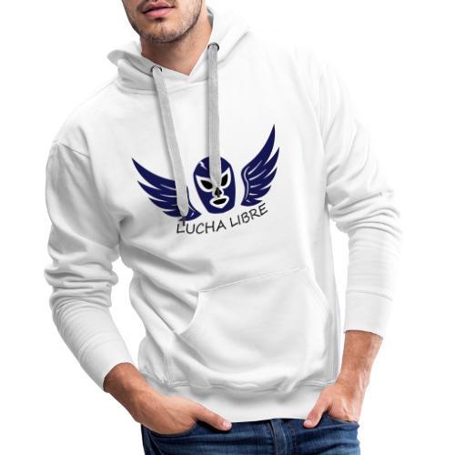 Lucha Libre - Sweat-shirt à capuche Premium pour hommes