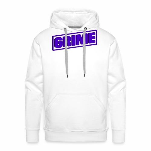 grime - Men's Premium Hoodie
