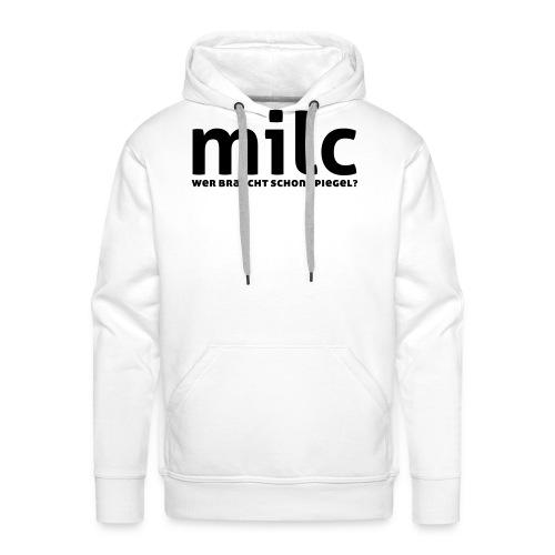 milc - Männer Premium Hoodie