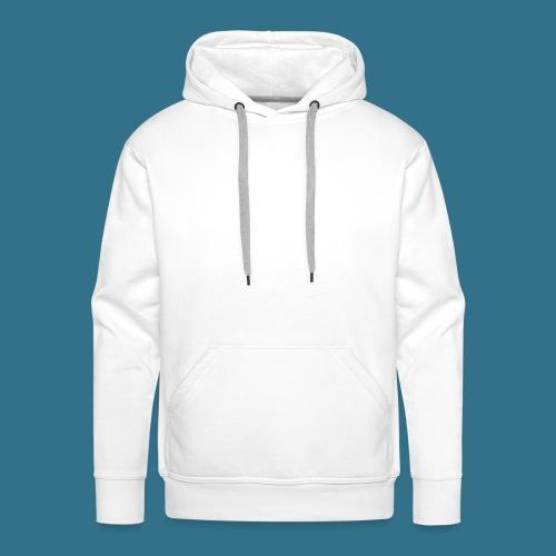 tshirt_vrouw - Mannen Premium hoodie