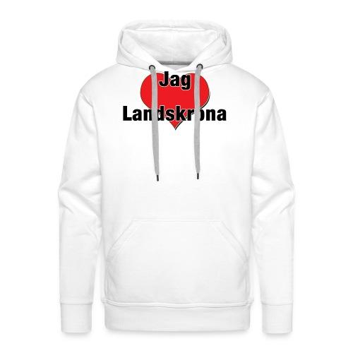 Jag älskar Landskrona - Premiumluvtröja herr