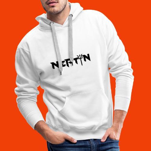 LOGO NEPTUN - Sudadera con capucha premium para hombre