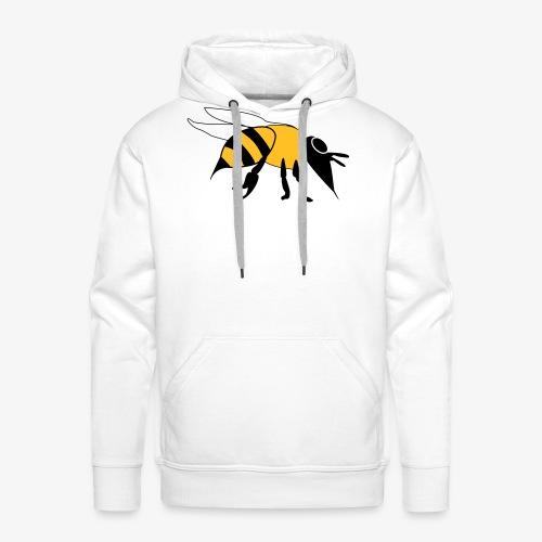 Biene1 - Männer Premium Hoodie