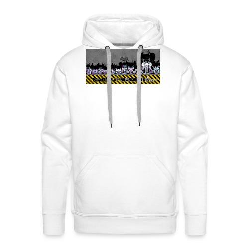 #MarchOfRobots ! LineUp Nr 2 - Herre Premium hættetrøje