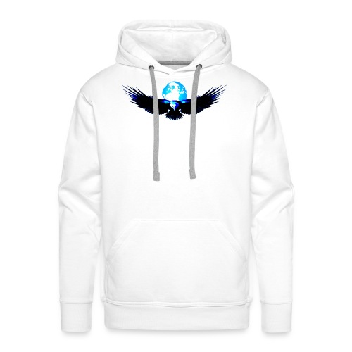 eagle earth - Mannen Premium hoodie