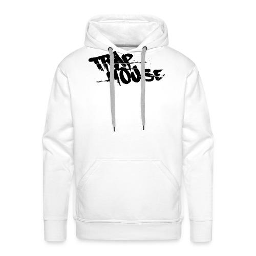 Trap House - Sweat-shirt à capuche Premium pour hommes