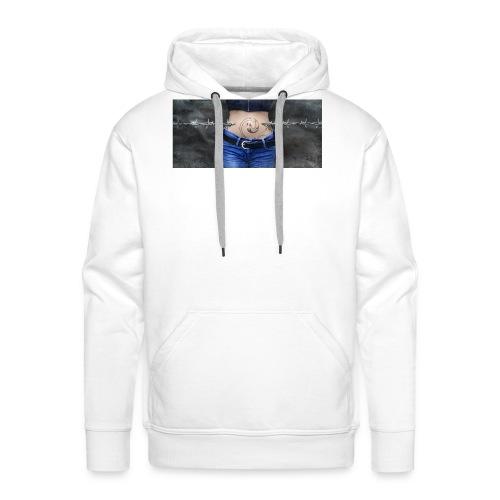 body kunst - Männer Premium Hoodie