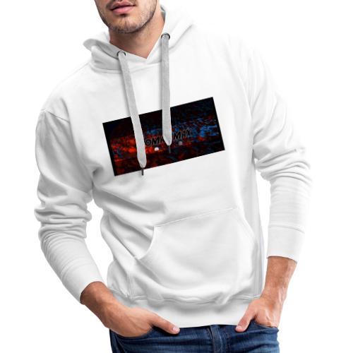 lomax max - Sweat-shirt à capuche Premium pour hommes