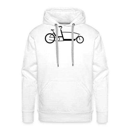 The Urban Arrow - Männer Premium Hoodie