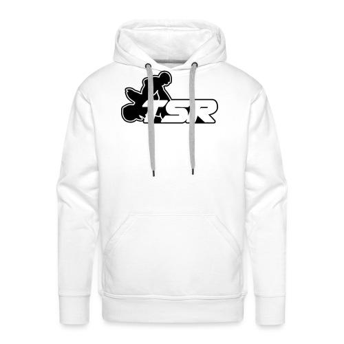SnapBack TSR - Sweat-shirt à capuche Premium pour hommes