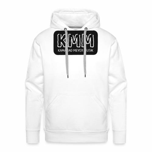 Logo Kamarad Meyer Musik - Männer Premium Hoodie