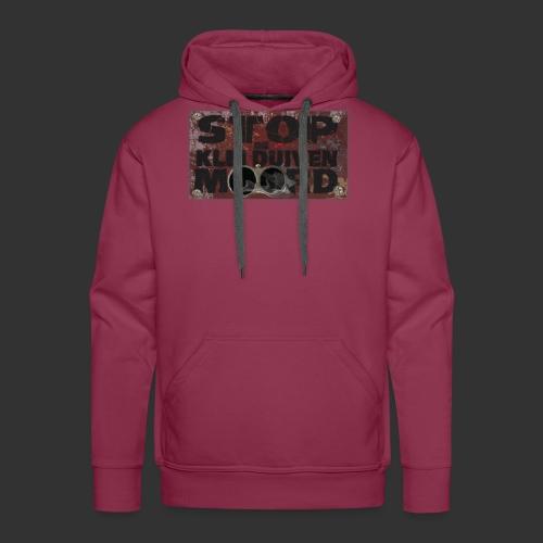 kleiduivenmoord - Mannen Premium hoodie