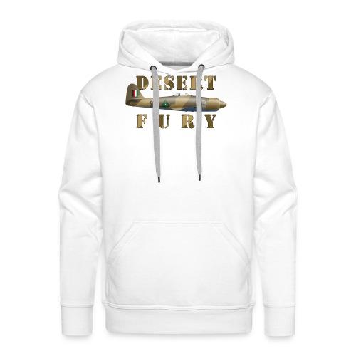 Desert Fury - Men's Premium Hoodie