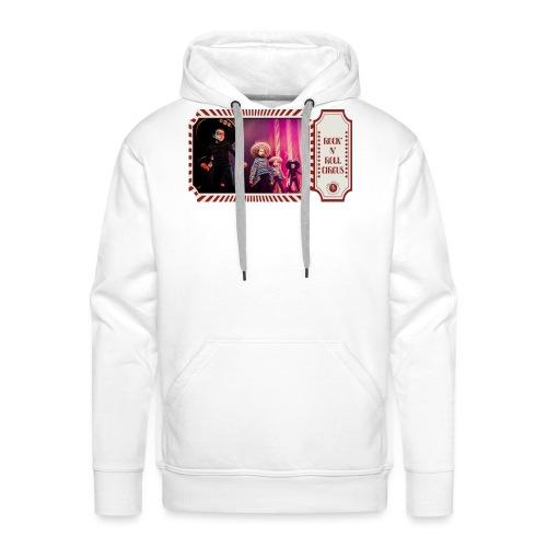 Coco Dia Muertos N002 - R - Sweat-shirt à capuche Premium pour hommes