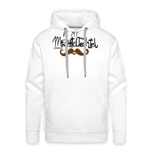 Be_my_Techtelmechtel_Mann - Männer Premium Hoodie