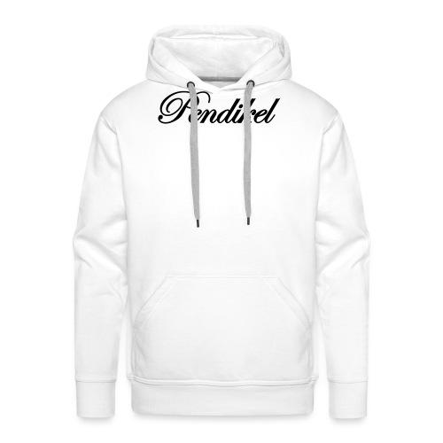 Pendikel Schriftzug (offiziell) T-Shirts - Männer Premium Hoodie